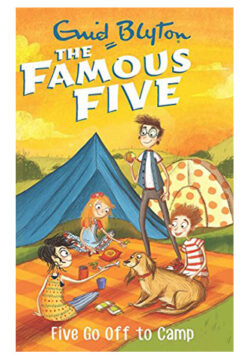 Famous Five – Five Go Off to Camp