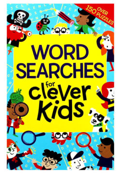 Word Searches for Clever Kids
