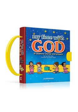 My Time with God 31 bedtime stories and prayers