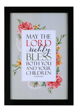 May the Lord Richly Bless Both