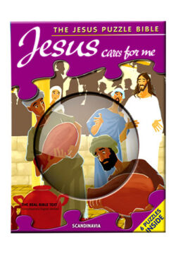 The Jesus Puzzle Bible: Jesus Cares for Me
